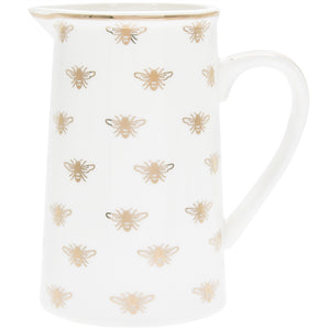 gold bee jug