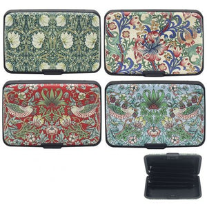 william morris RFID card holders