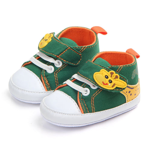 Soft Sole Baby Sneakers - tiny-tots-eco