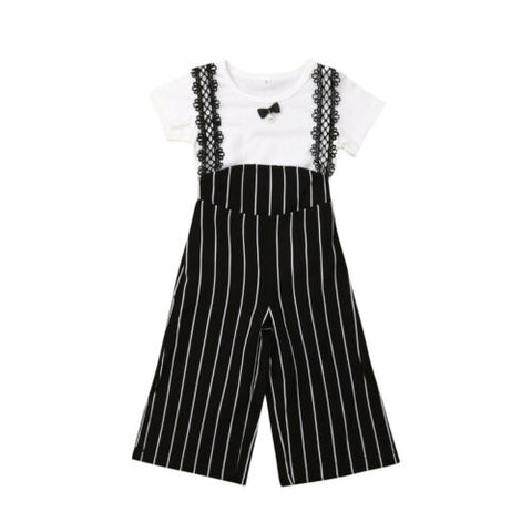 Summer Overall for Baby Girls - tiny-tots-eco