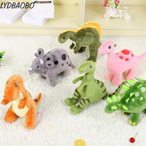 1 Piece Soft Dinosaur Toy - tiny-tots-eco