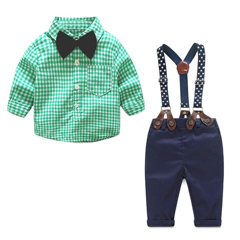 Autumn Casual Baby Boys Clothing Set - tiny-tots-eco