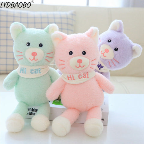 30-60cm Soft Cute Cat Plush Toy - tiny-tots-eco