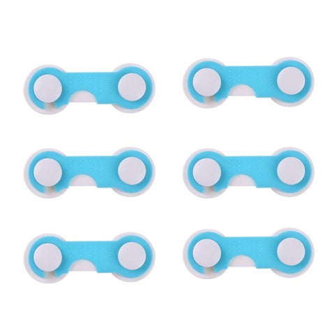 5pcs/lot Baby Safety Locks For Cabinet and Drawers - tiny-tots-eco