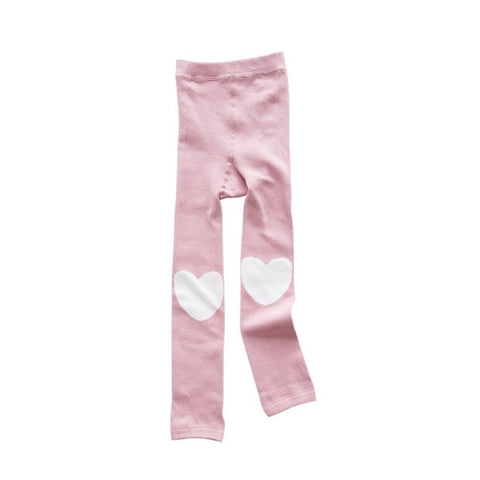 Girls Cotton Leggings - tiny-tots-eco