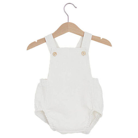 Adorable Cotton Sleeveless Jumpsuits For Baby Boys - tiny-tots-eco