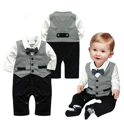 Perfect Little Gentleman Outfit - tiny-tots-eco