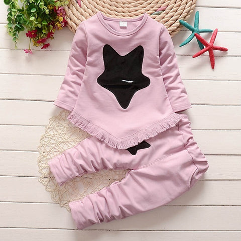 Cute Pink Winter Set - tiny-tots-eco