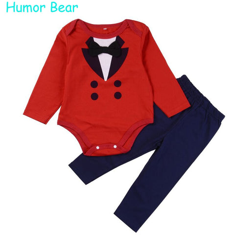 Comfortable Bow Tie Outfit For Boy's - tiny-tots-eco
