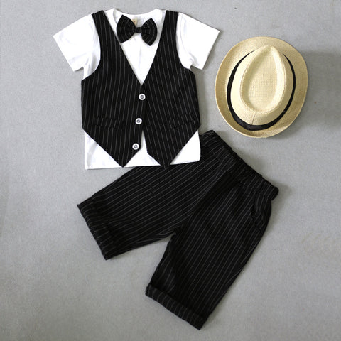Formal Gentleman Outfit For Baby Boys - tiny-tots-eco