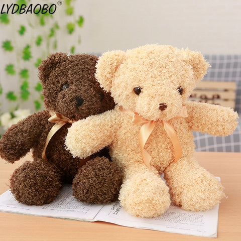 Lovely Soft Teddy Bear Doll - tiny-tots-eco
