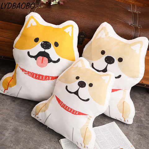 40/50CM Giant Dog Shiba Soft Pillow - tiny-tots-eco