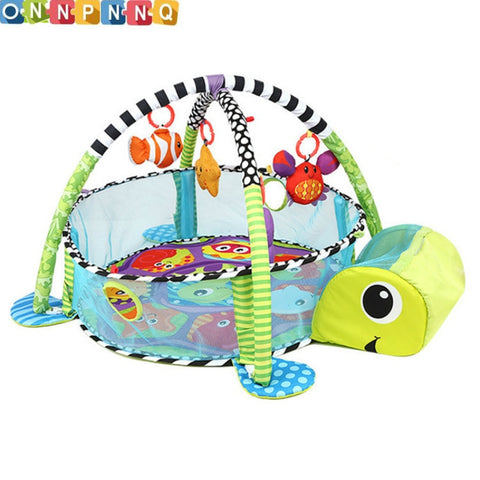 Educational Ball Pit For Babies - tiny-tots-eco