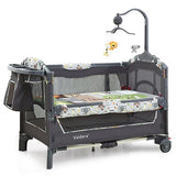 Multi-functional Portable Baby Crib - tiny-tots-eco