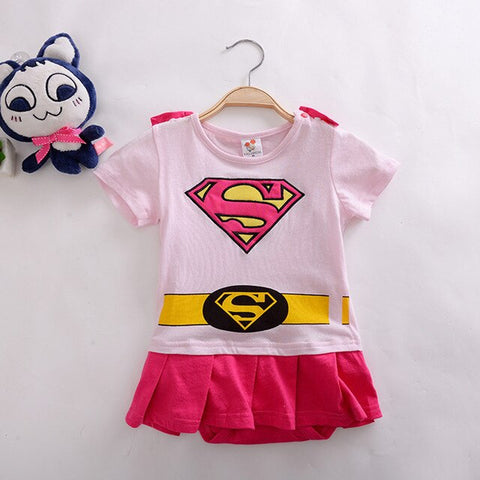 Fancy Superhero Costume for Babies - tiny-tots-eco