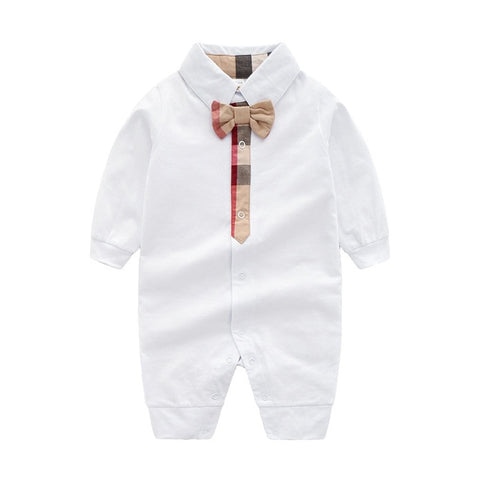Long Sleeve Stylish Jumpsuit - tiny-tots-eco