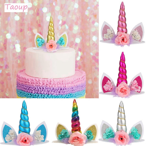 Unicorn Event Party Supply - tiny-tots-eco