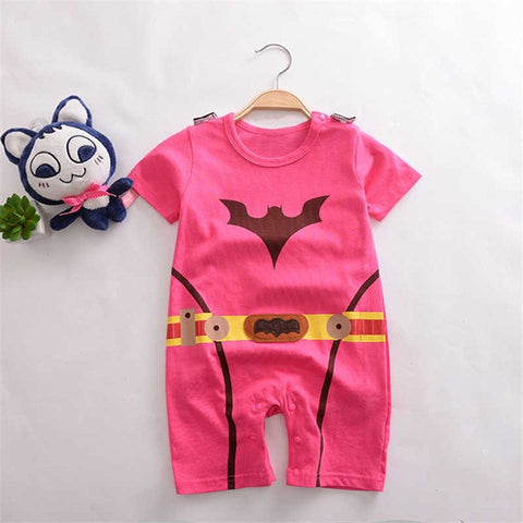 Superhero Baby Outfit - tiny-tots-eco