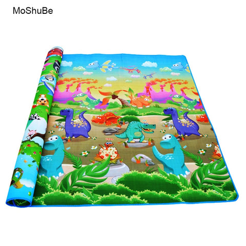Developing Educational Mat For Kids and Babies - tiny-tots-eco