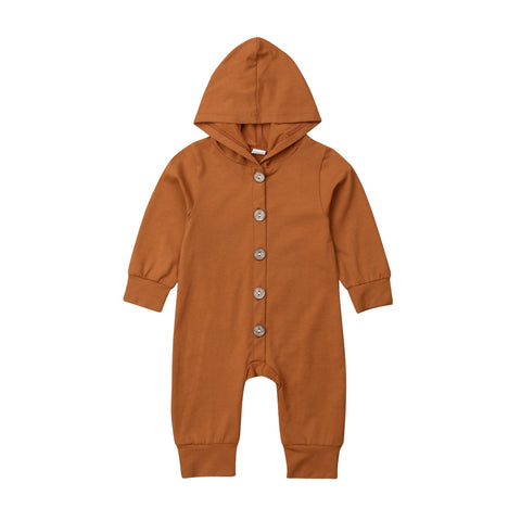 Little Peanut Romper For Winter - tiny-tots-eco