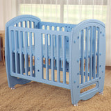 Non-toxic PE Plastic Crib For Infant - tiny-tots-eco