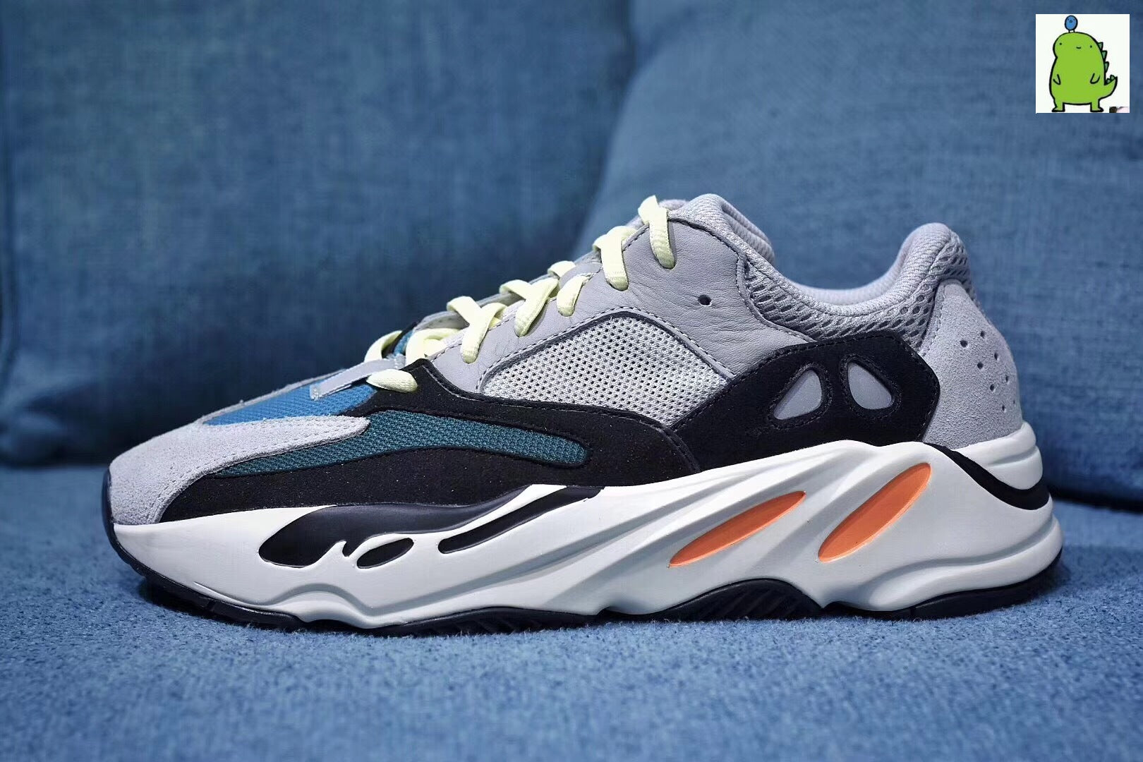 784e3d9c123db Adidas Yeezy Wave Runner 700 – Kickass Feet