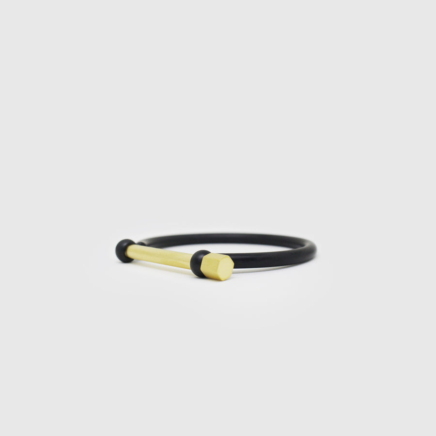 The Duo Screw Bangle