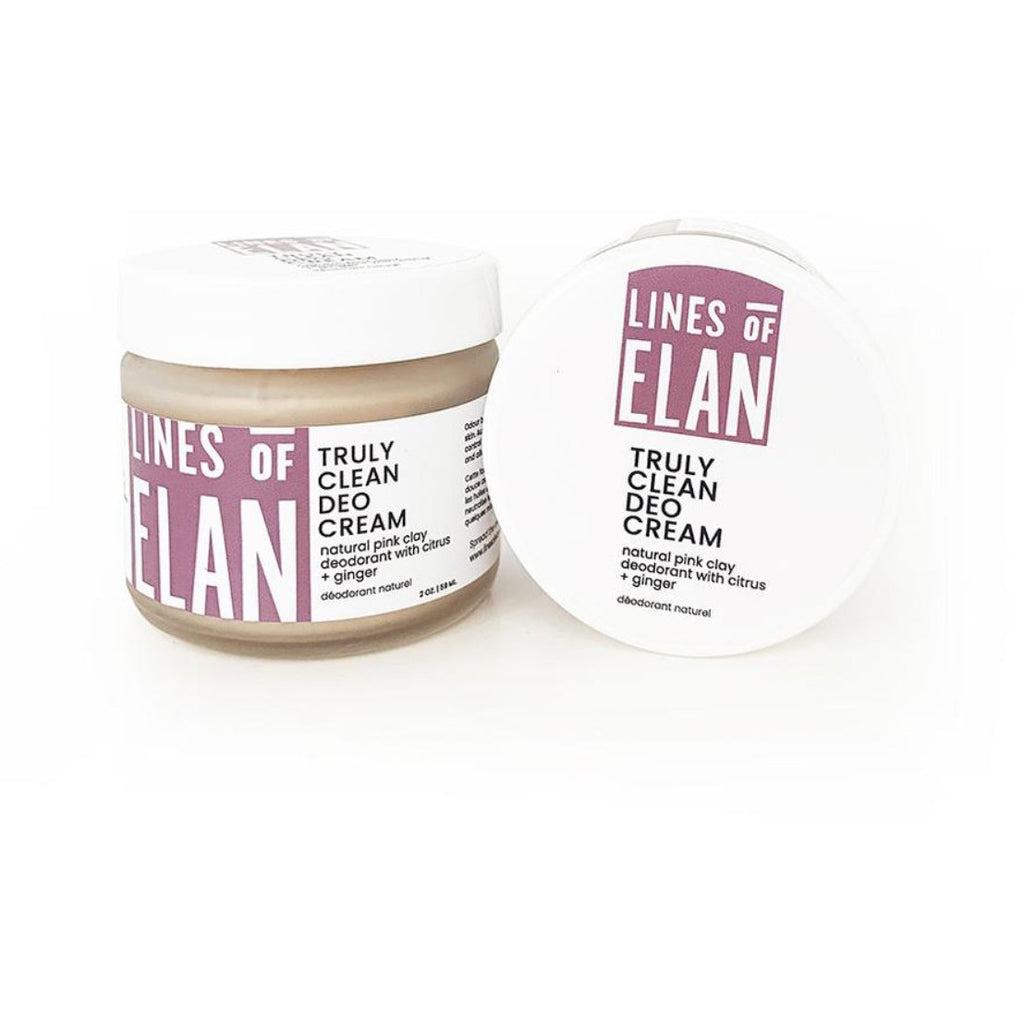 Truly Clean Deo Cream (Natural Deodorant)