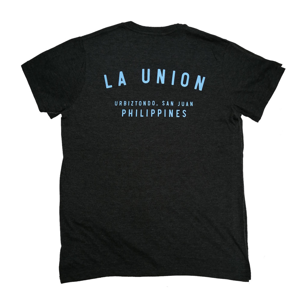 La Union Urbiztondo (Heather Black / Blue)