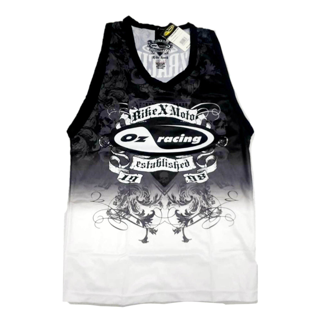 OZ RACING Ride Hard Tank Top