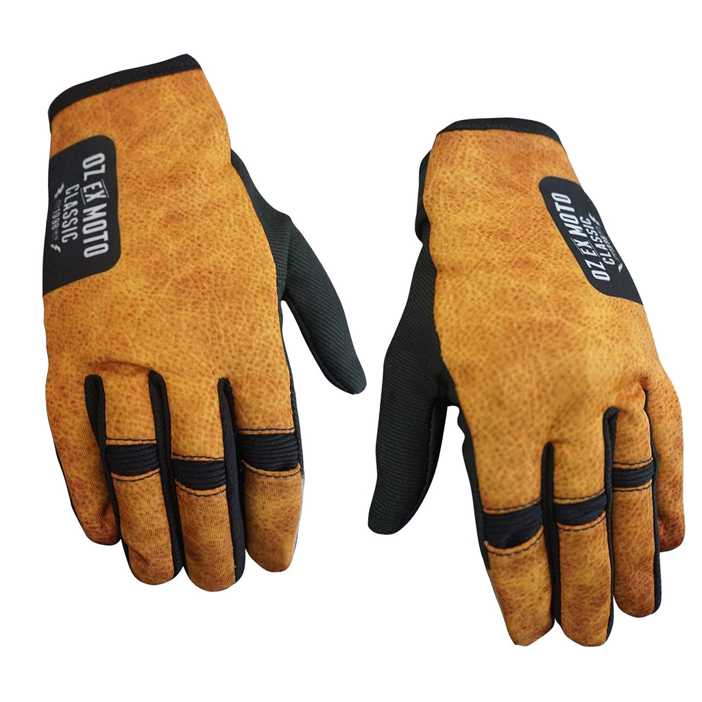 Oz Ex Moto Classic - Cafe Gloves