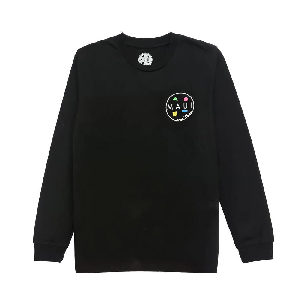 M&S LOGO LONGSLEEVES SHIRT