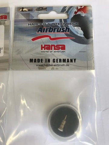 123832 Nozzle 0.4 MM with Seal - Harder & Steenbeck