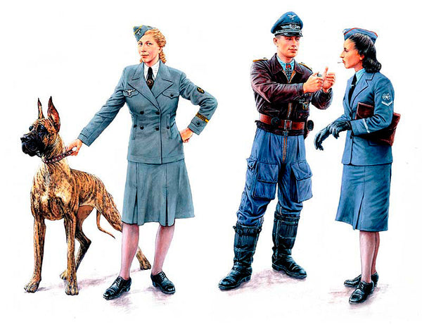 MB3557 (1/35) Women at War Luftwaffe
