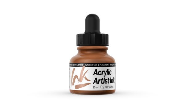 60.023 - Acrylic Artist Ink - 30 ml - Copper