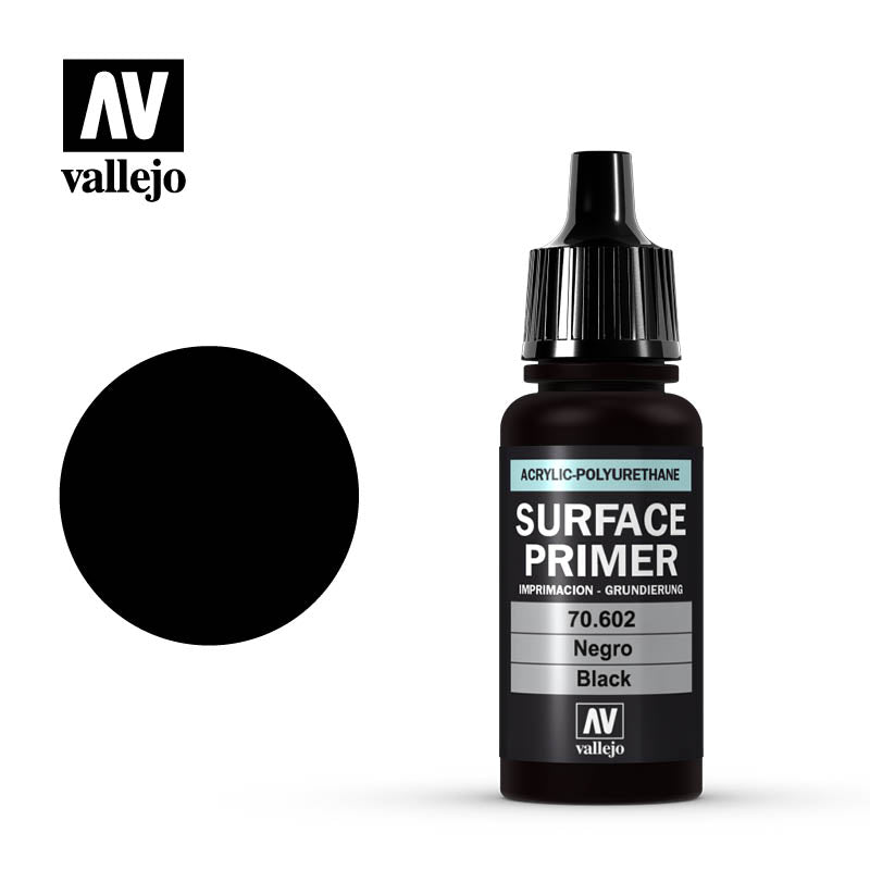 70.602 Black - Surface Primer - Supernova Studio