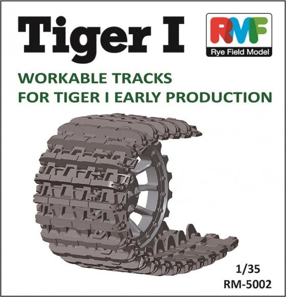 RM5002 - Pz.kpfw. VI Tiger 1 Workable Track