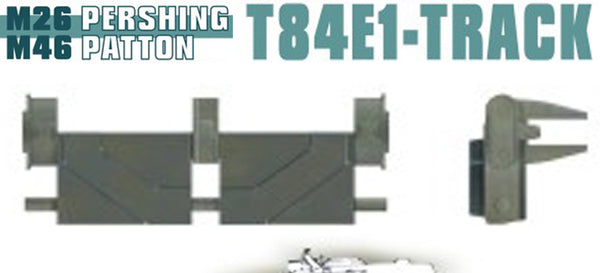 AF35037 - M26 Pershing & M46 Patton Type 84E1 Workable Track