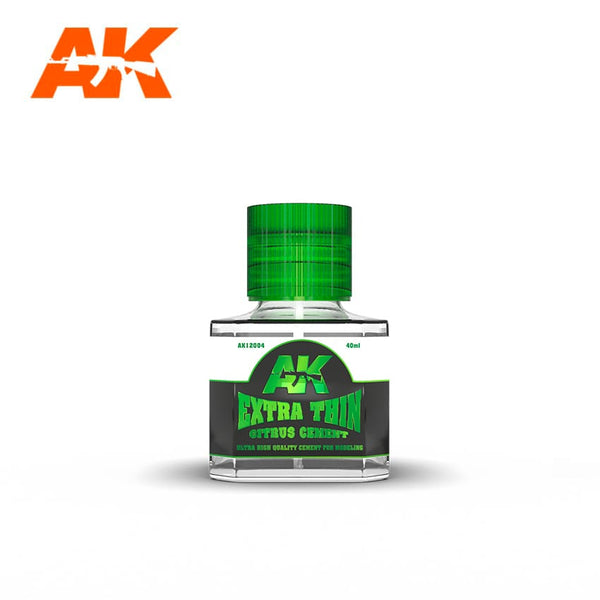 AK12013 - Extra Thin Citrus Cement