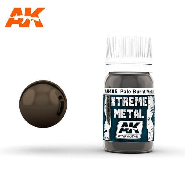 AK485 - AK Xtreme Metal - Pale Burnt Metal