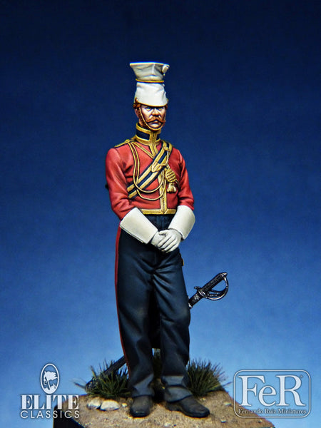 ELI00015 - 16th Lancers, Aliwal, 1846 (Scale 54 mm)