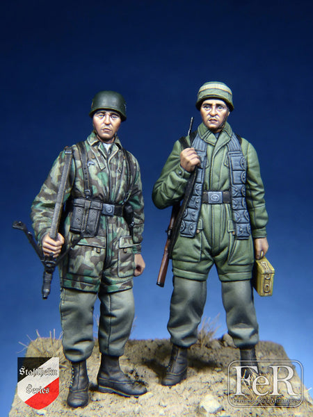 STH01002 - German Fallschirmjägers Early War Set
