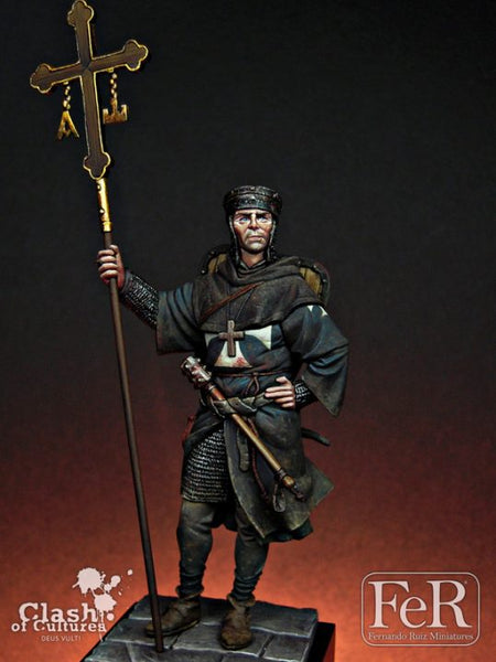COC00005 - Hospitaller Sergeant-at-Arms Acre, 1191
