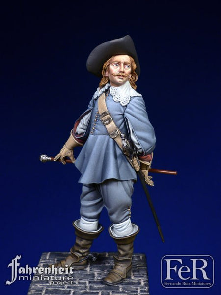 "FAH00015 - ""Le Cavalier"" (Scale 75 mm)"