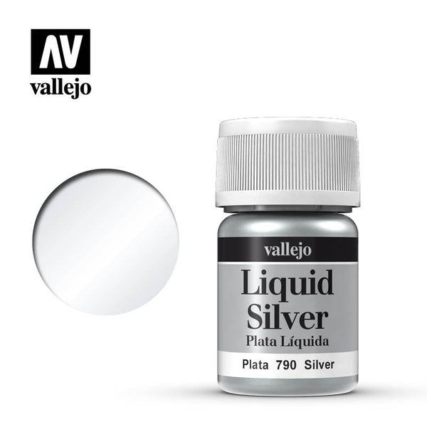 70.790 Silver - Liquid Gold - Supernova Studio