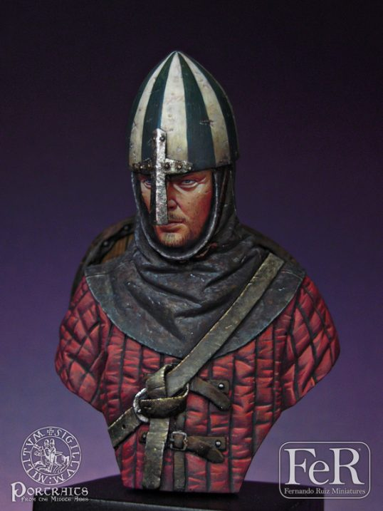 PMA00001 - Norman Warrior, Hastings 1066 (Scale 1/16)