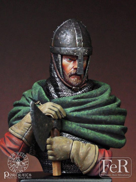 PMA00002 - Saxon Huscarl, Hastings 1066 (Scale 1/16)