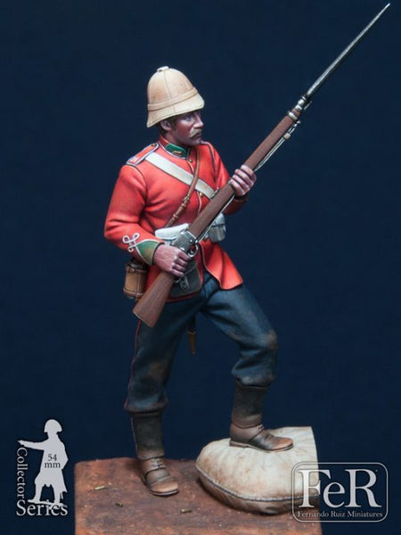 DZS00004 - Private, 24th Regiment of Foot, Rorke's Drift, 1879
