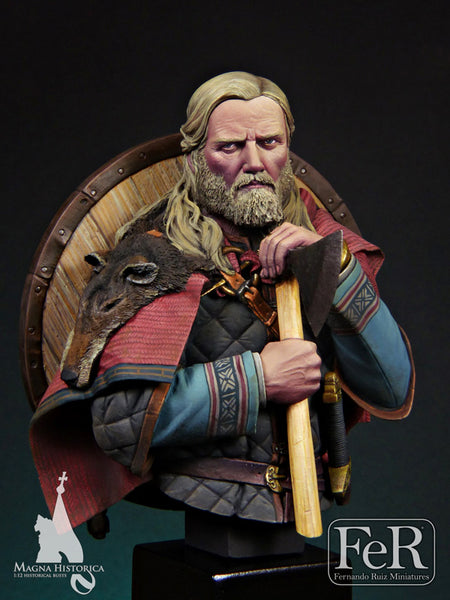 MHB00019 - Rollo, Duke of Normandy (Scale 1/12)