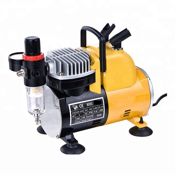 SS-18C - Airbrush Mini Compressor
